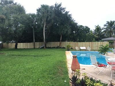 sunrise pool fence