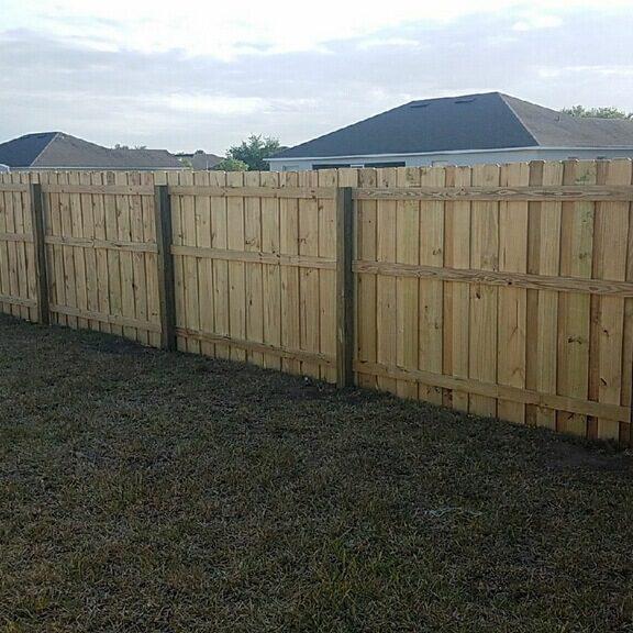 sunrise fencing