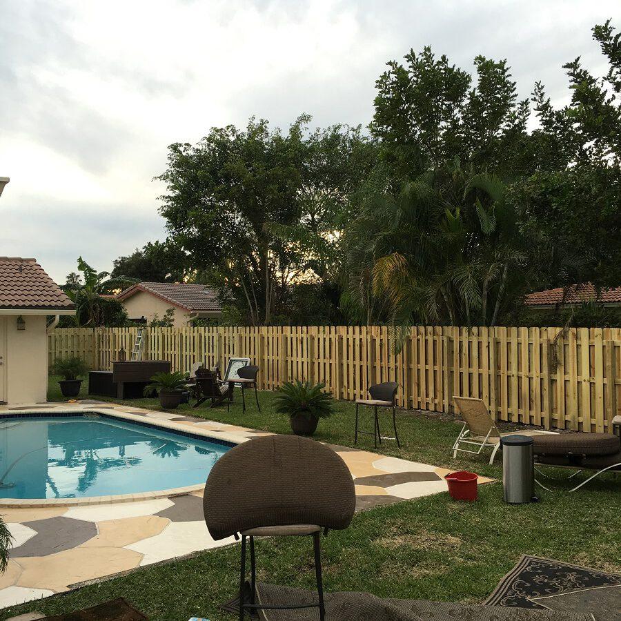 sunrise fl pool fencing