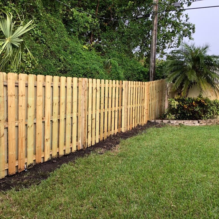 sunrise florida fence installations