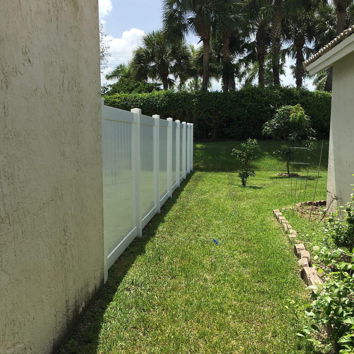 fence contractor sunrise fl