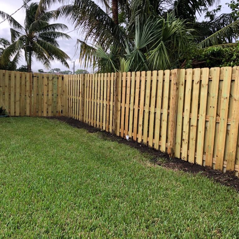 sunrise fl wood fences